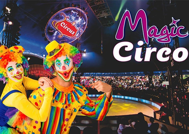 Benidorm circus apparthôtel magic tropical splash