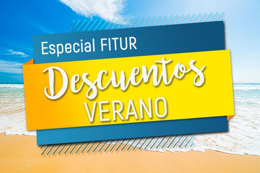 Promocion Especial Fitur 2019 Apparthôtel Magic Tropical Splash Benidorm