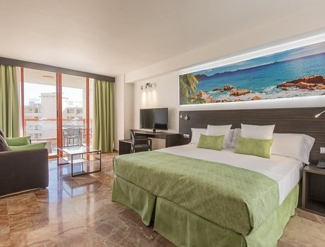 Caribbean Silver Apartment 2/5 (Monoparentale) Magic Aqua™ Tropical Splash - Benidorm