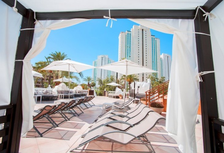 Aruba apparthôtel magic tropical splash benidorm