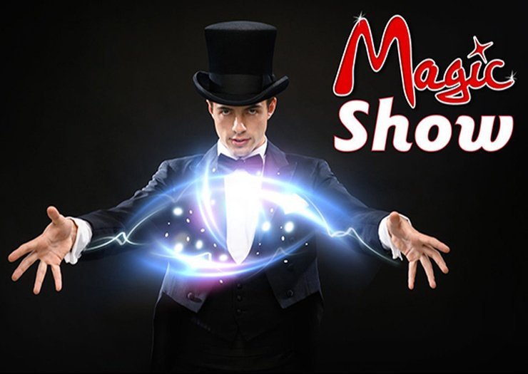 Magic show apparthôtel magic tropical splash benidorm