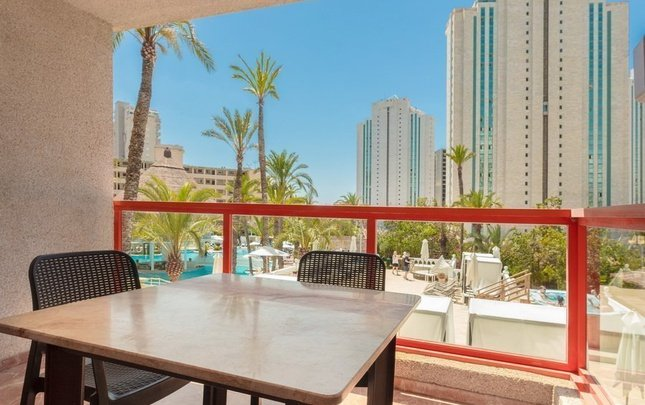 Caribbean Silver Apartment 2/5 Magic Aqua™ Tropical Splash Benidorm