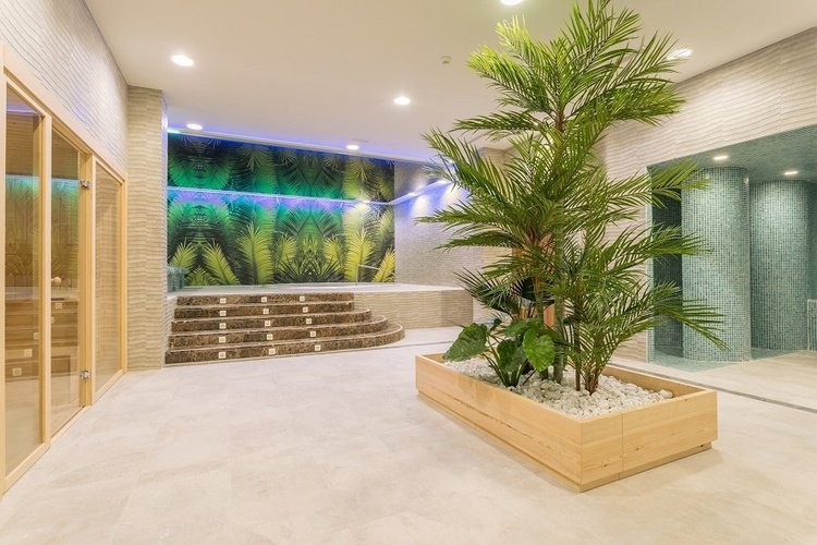 'fountain of youth' spa & beauty centre apparthôtel magic tropical splash benidorm
