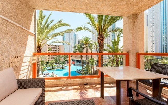 Caribbean Silver Apartment 2/5 (Monoparentale) Magic Aqua™ Tropical Splash Benidorm